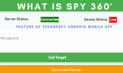 What is Spy 360 Feature of TheOneSpy Android Mobile App?
